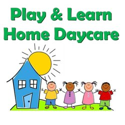 Daycare clipart. Play and learn home