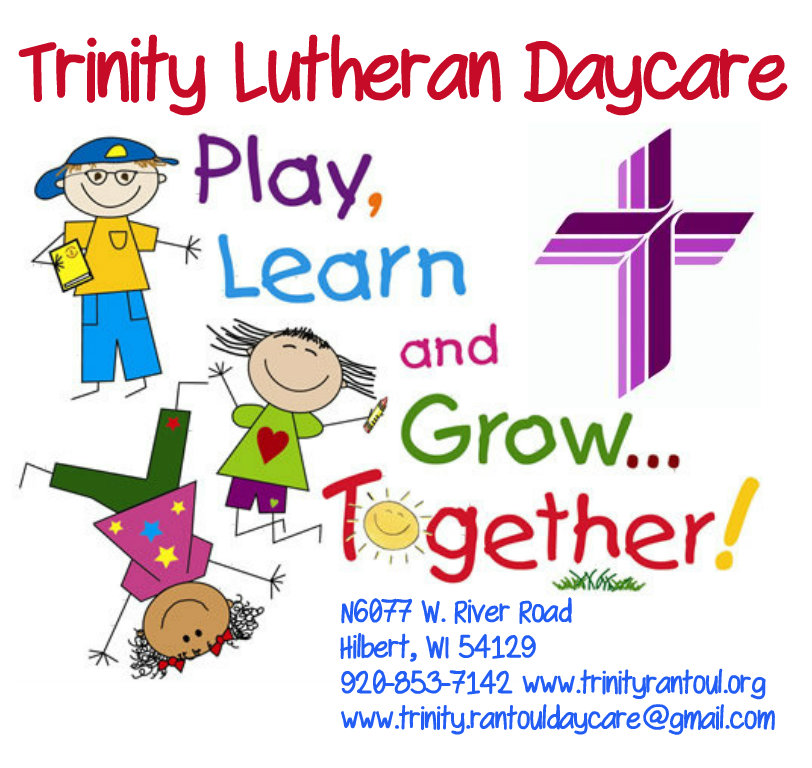 Daycare clipart childrens health. Trinity lutheran rantoul congregation
