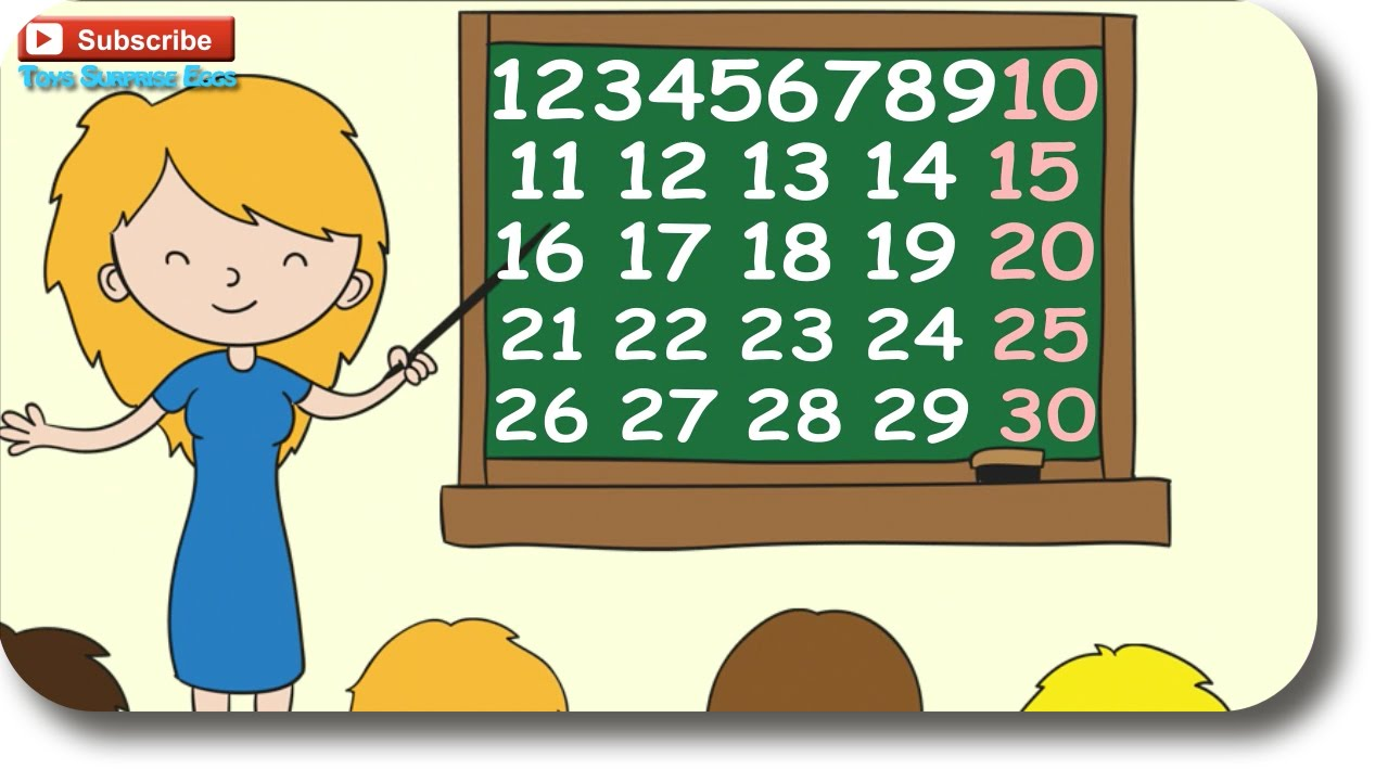 Daycare clipart homeschool. Learning numbers to for