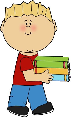 Daycare clipart kid book. Best images on