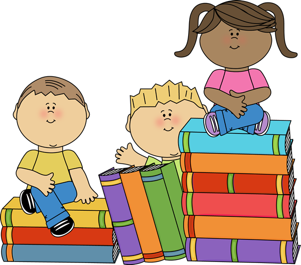 Daycare clipart kid book. Hundreds of cute free