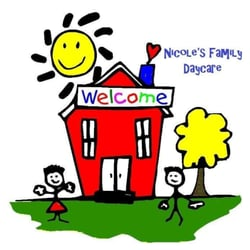 Daycare clipart preschool. Nicole s family photos