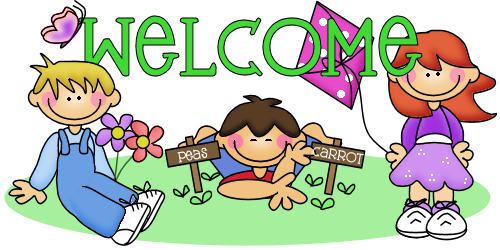 Daycare clipart welcome. Png image