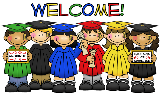 Daycare clipart welcome. To toddler university tu