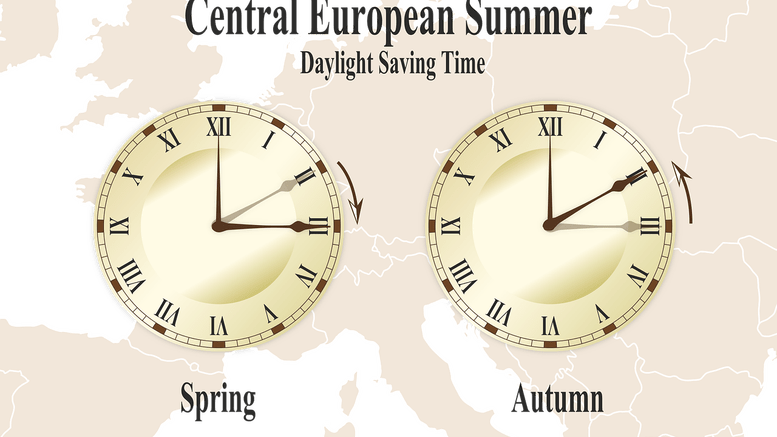 Daylight saving time png. The eu evaluates savings