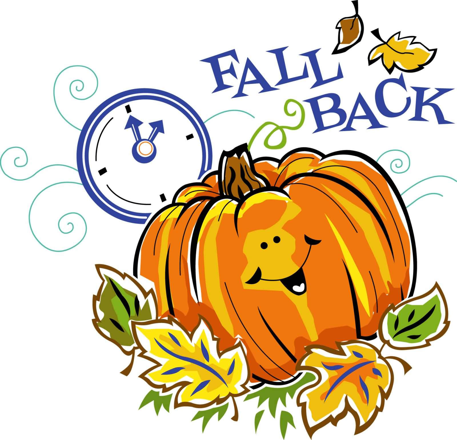 Fall back saving time. Daylight savings clipart jpg royalty free stock