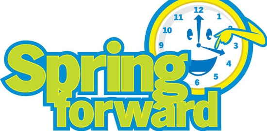 Daylight savings clipart begins. Time march for ozarks
