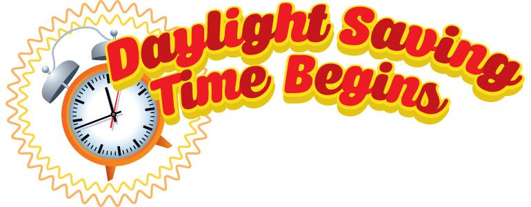 Daylight savings clipart begins. Dst group time change