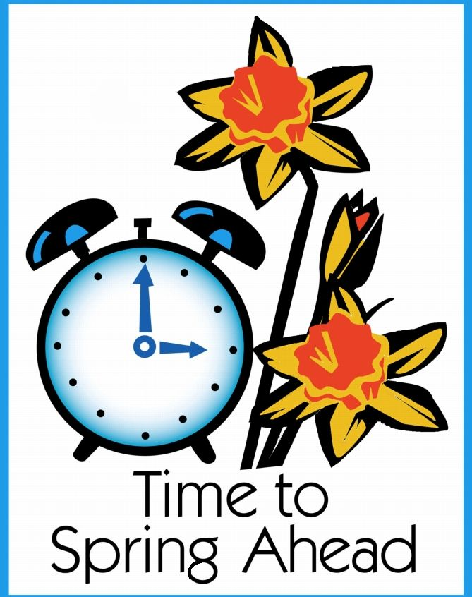 Daylight savings clipart short time. Best images by