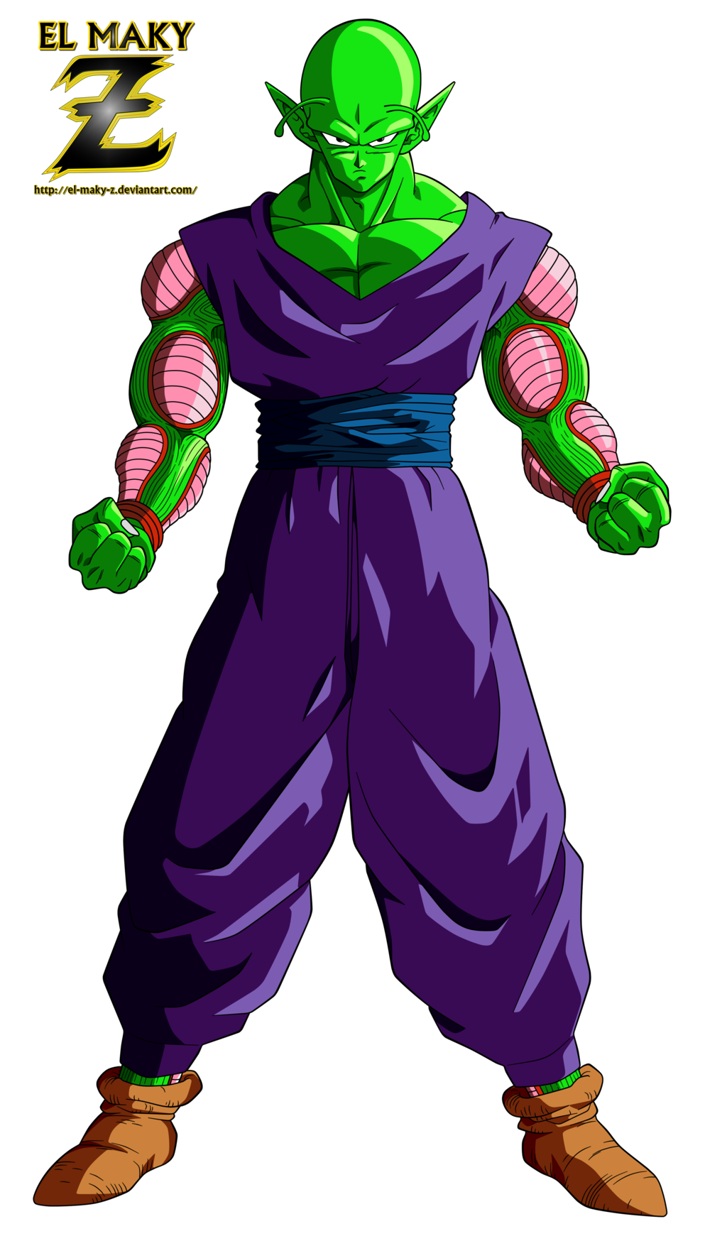 Piccolo Dragon Ball Z Transparent Png Clipart Free Download Ywd