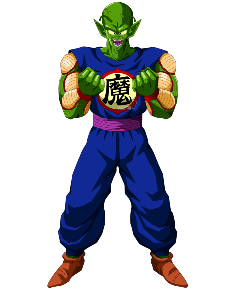 Dbz king piccolo png. By alexiscabo the good