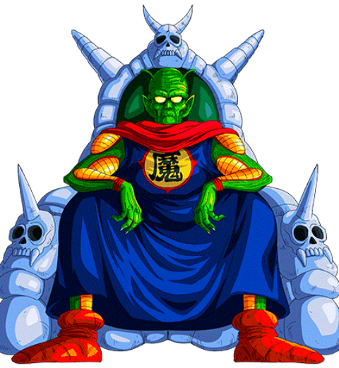 Dbz king piccolo png. Old by alexelz on