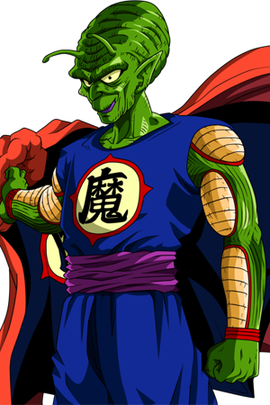 Dbz king piccolo png. The woebegone woods image