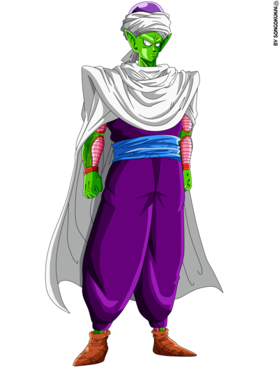 Dbz king piccolo png. Hes subject to the