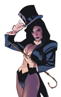 Dc drawing zatanna. Raven vs battles comic