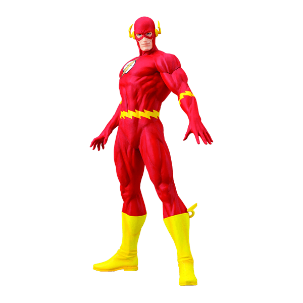 Dc flash png. Comics the art fx
