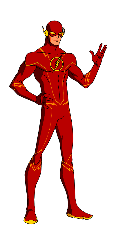 Dc flash png. New earth the animated
