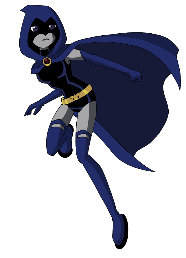 Dc raven png. Tt flying by glee