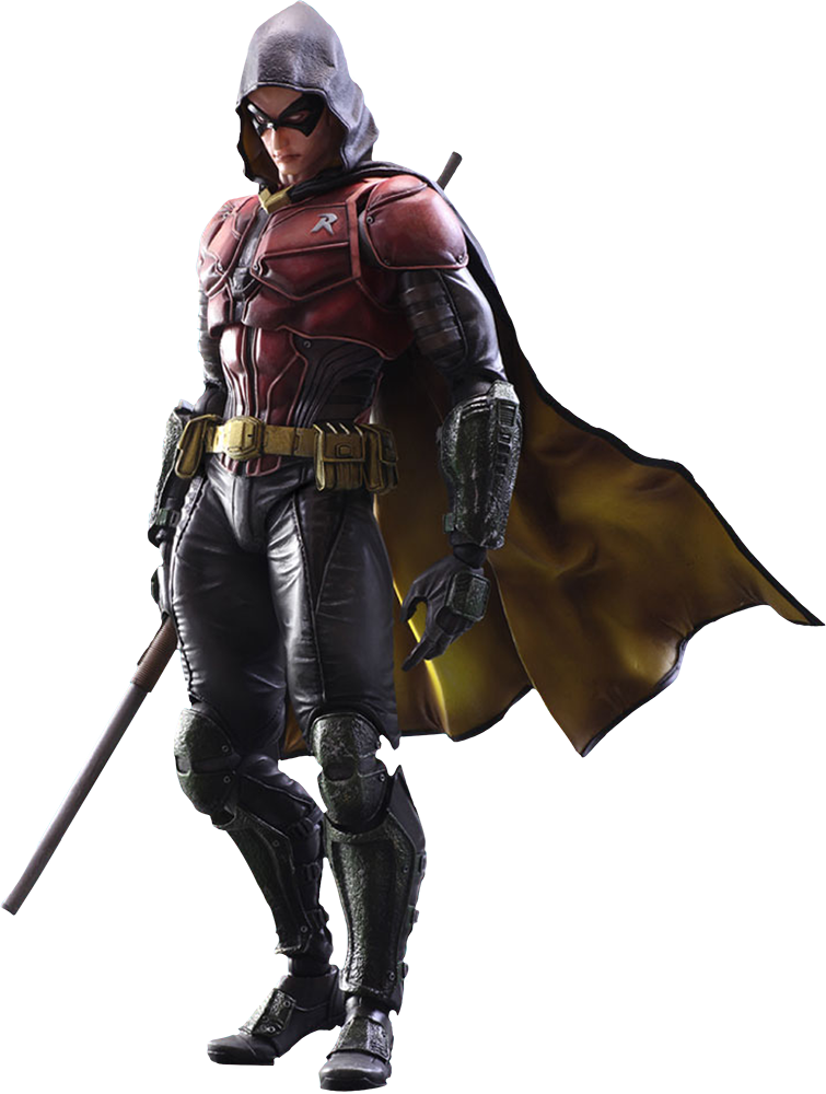 robin dc png