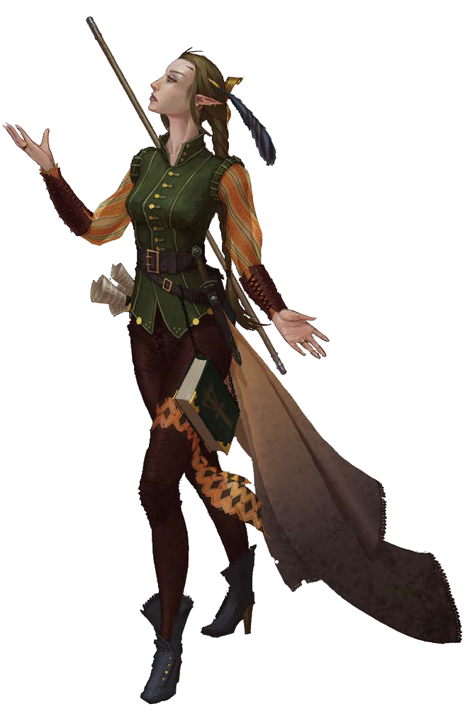 elf png female
