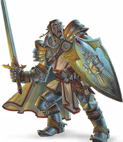 D&d fighter png. D backgrounds folk hero