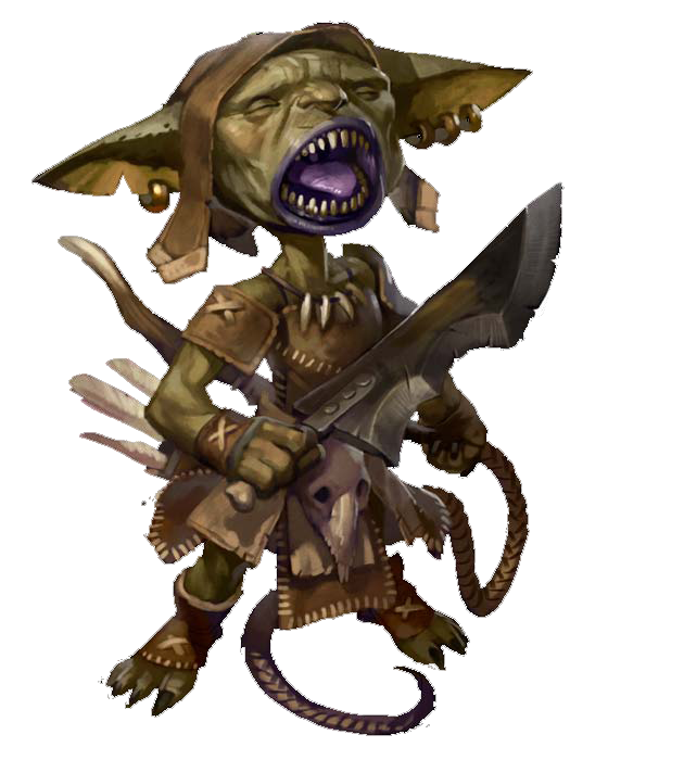 Pathfinder goblin png. Google search monsters cryptozoology