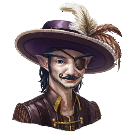 D&d pirate png. Scout dnd nd edition