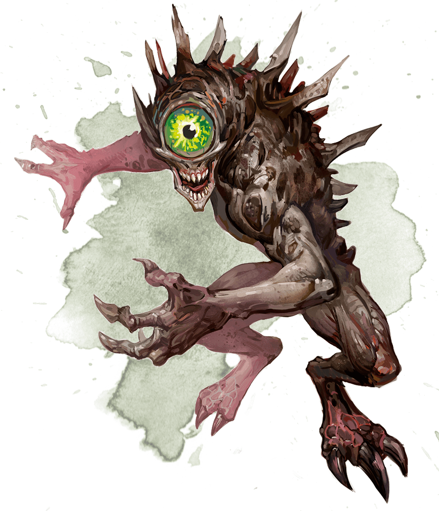 d&d monster png