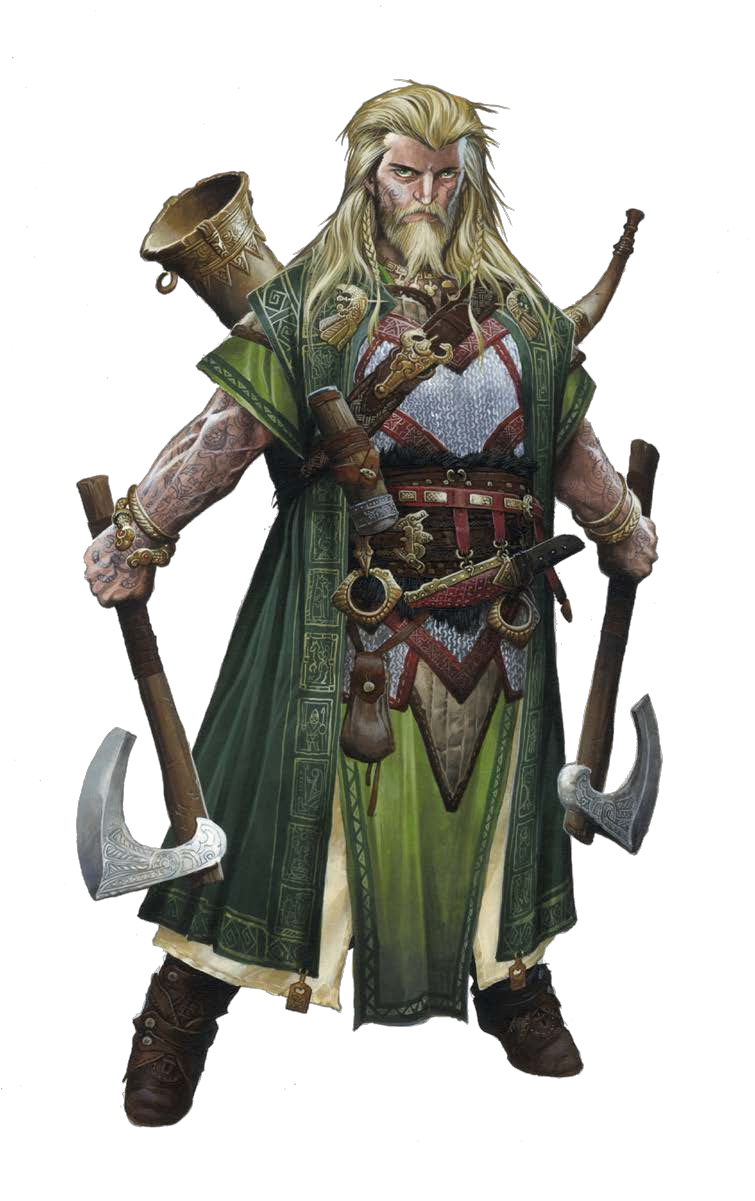 e firbolg scout. D&d ranger png picture library library