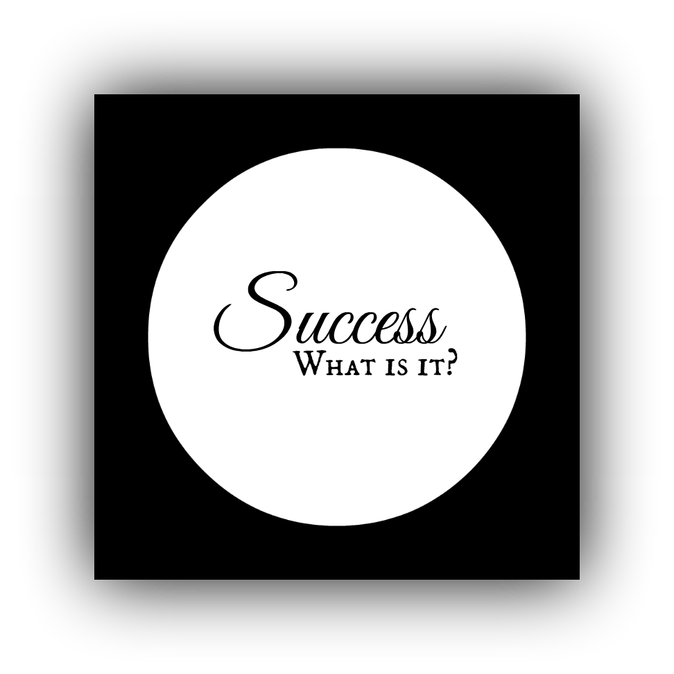 Ddefinition of success png. April the journey