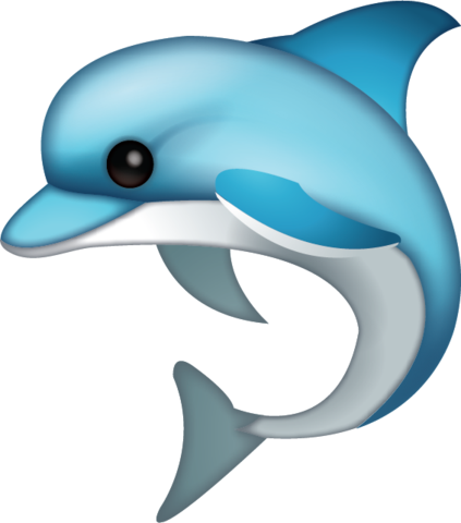 Dds vs png dolphin. Download iphone emoji icon