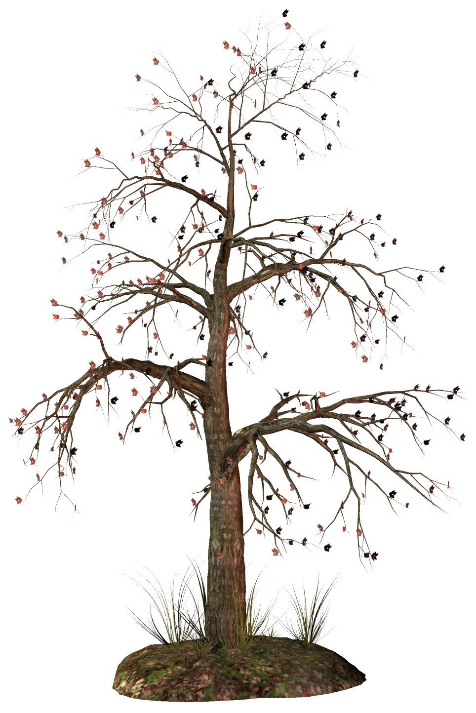 Trees clipart dead. Tree png gallery yopriceville