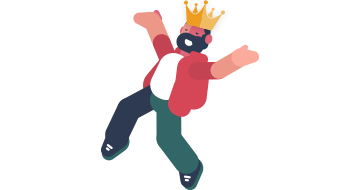 Dead clipart dead king. The viral is long
