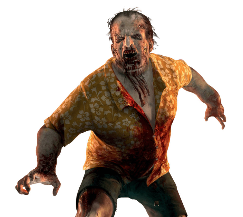 Dead island png. Open shirt transparent stickpng