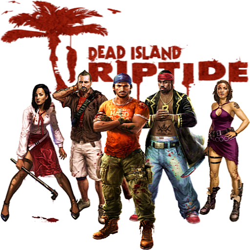 Dead island png. Riptide icon v by