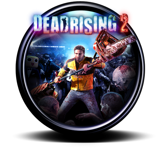 Dead rising 2 png. Icon by vezty on