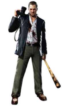 Dead rising 4 title png. Frank west wikipedia risingpng