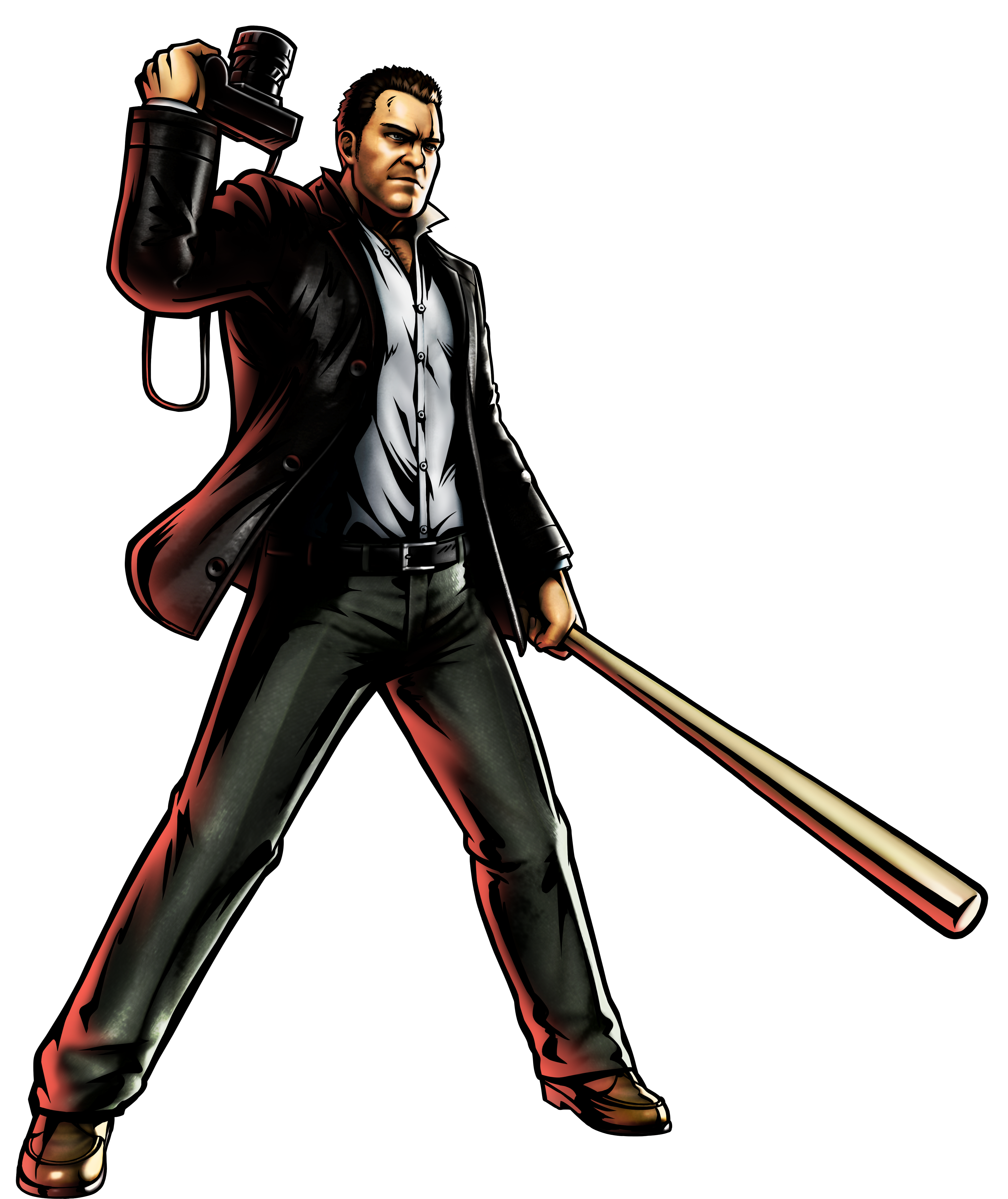 Dead rising 4 title png. Frank west from game