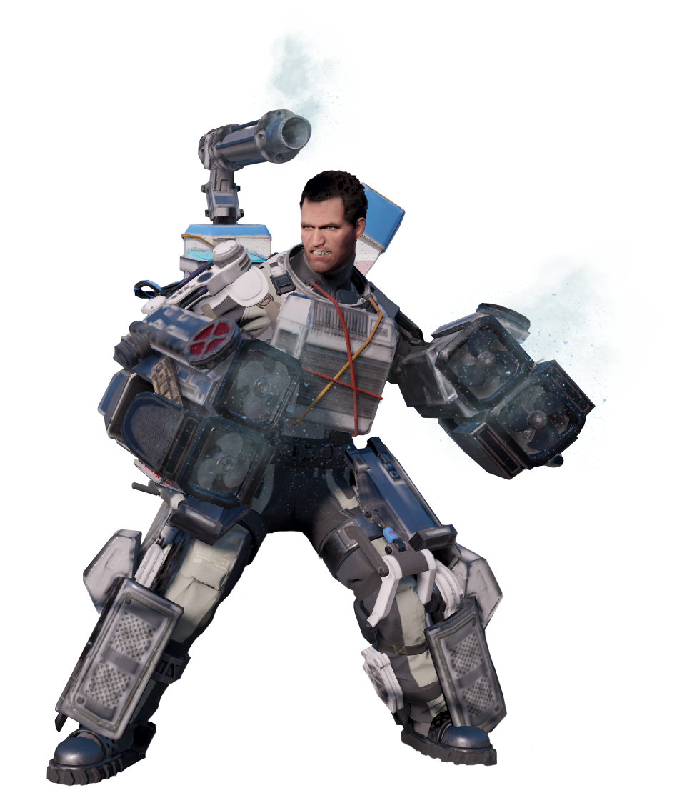 Dead rising 4 title png. Image frank west con