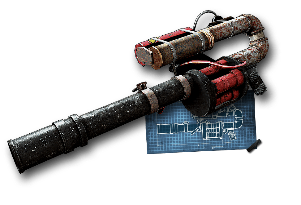Dead rising 4 title png. Image grenade launcher wiki