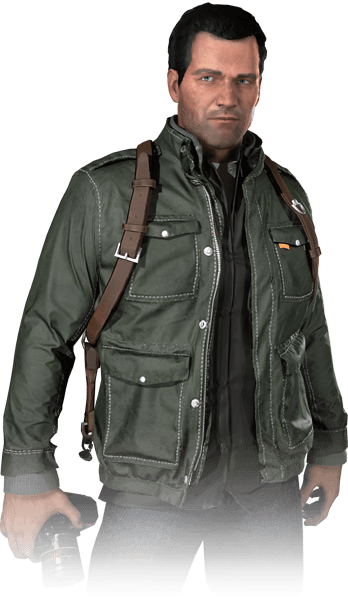 Dead rising 4 title png. Character chronicle frank west
