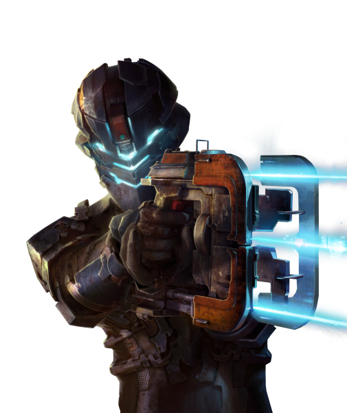 Dead space png. Image issac clarke prev