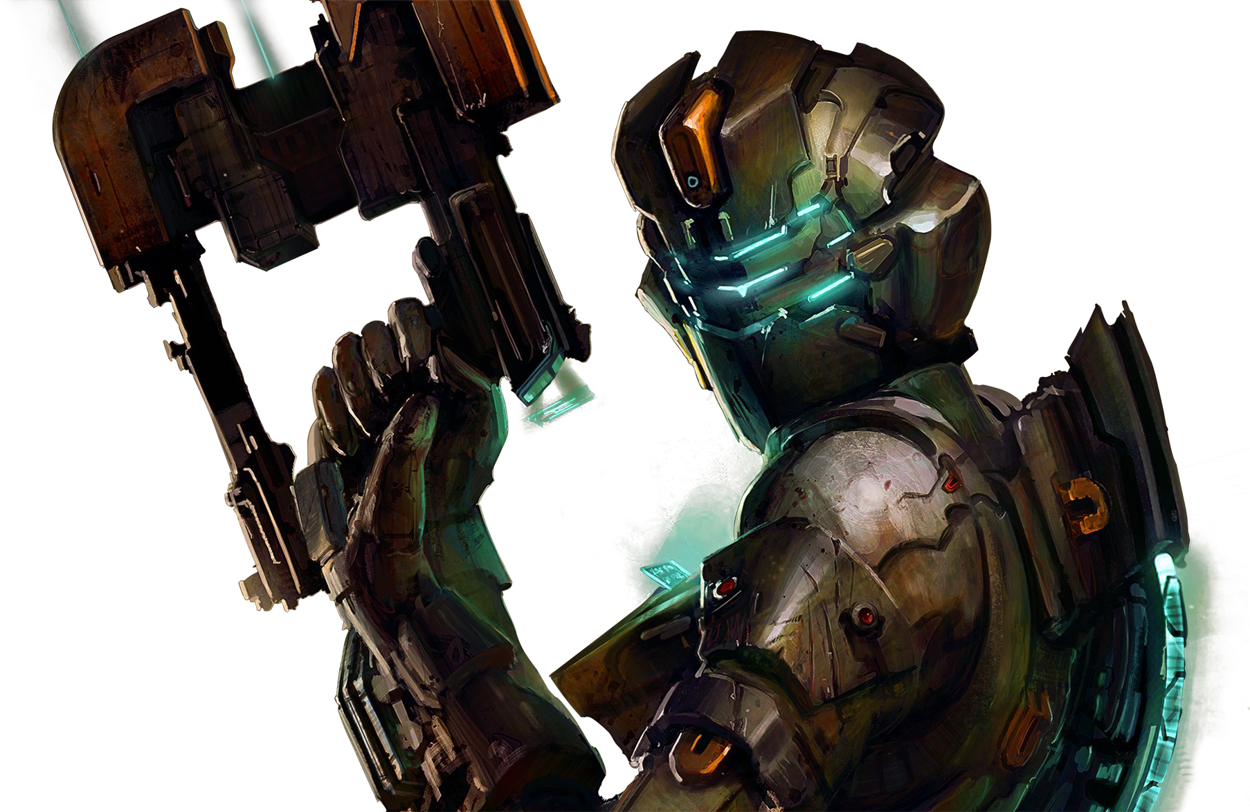 Dead space png. Image unknown rig wiki