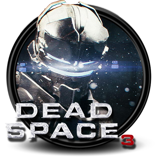 Dead space 3 png. Icon by en ez