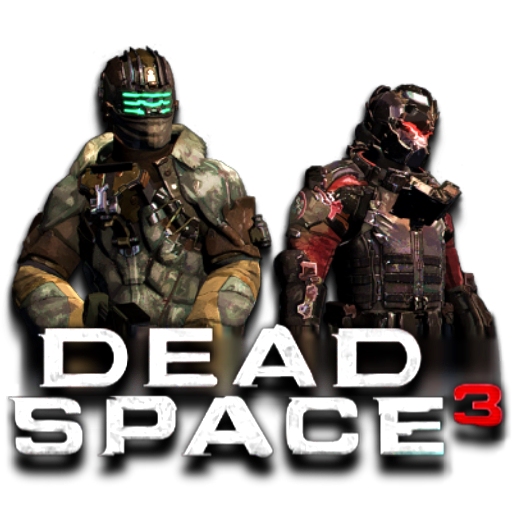Dead space 3 png. By pooterman on deviantart