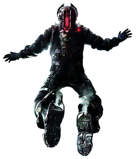 Dead space 3 png. Render