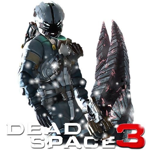 Dead space 3 png. Story trailer depicts romance