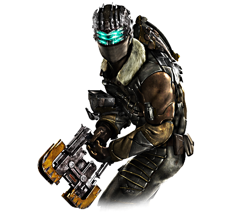 dead space 3 png