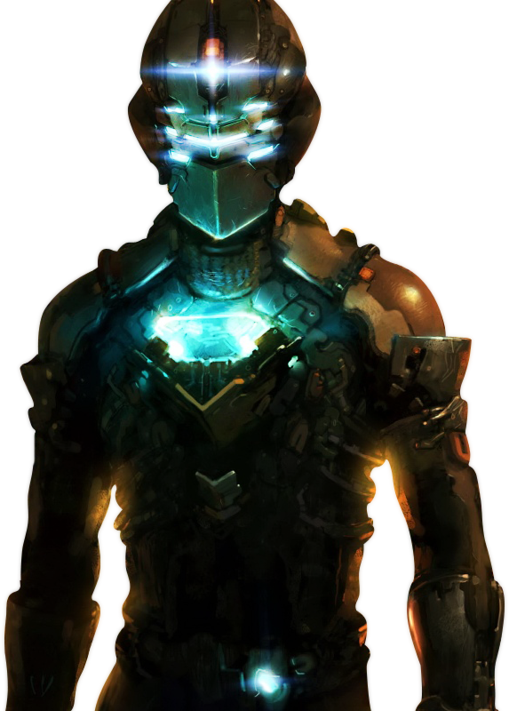Dead space png. Image isaac clarke playstation