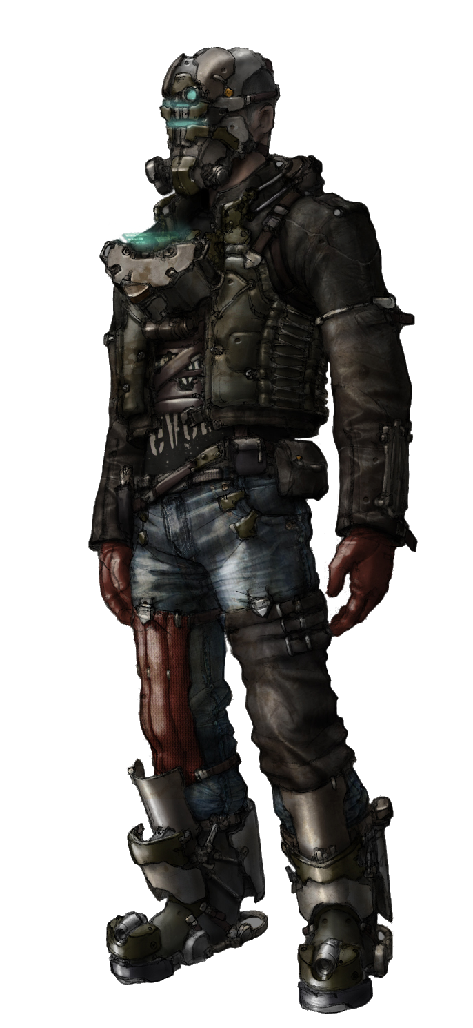 Dead space png. Image isaac heroes wiki